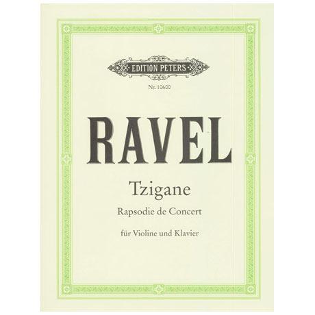 Ravel, M.: Tzigane, Rapsodie de Concert