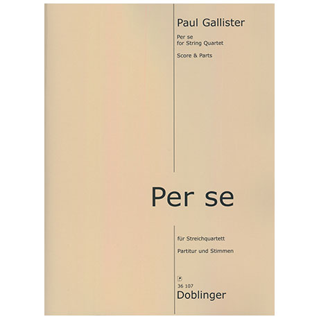 Gallister, P.: Per Se