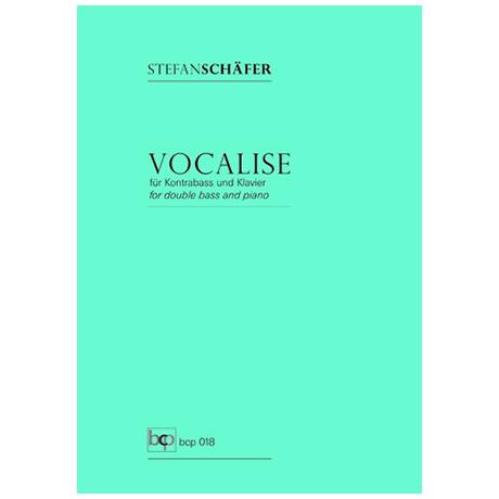 Schäfer, S.: Vocalise (Histoires Nr. 6)