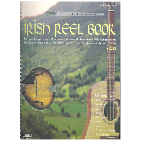 Steinbach, P.: Irish Reel Book (+CD)