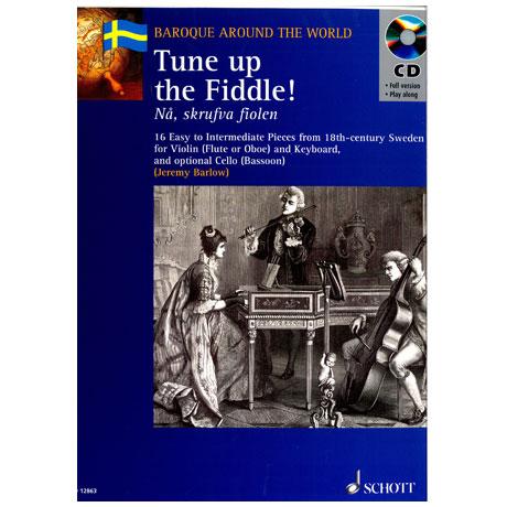 Tune up the fiddle (+ CD) - 16 Stücke für Violine