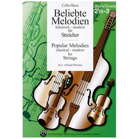 Beliebte Melodien - klassisch modern - Band 4