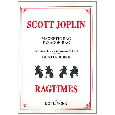 Joplin, S.: 2 Ragtimes