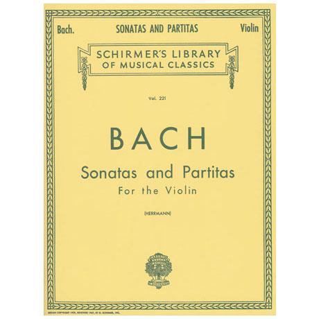 Bach, J. S.: Sonatas and Partitas