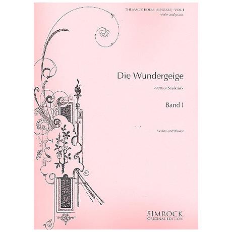 Seybold, A.: Die Wundergeige Band 1