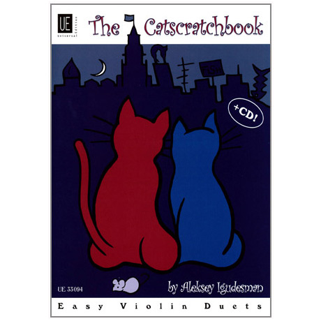 Igudesman, A.: The Catscratchbook (+CD)