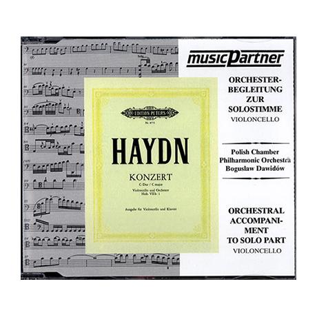 Haydn, J.: Konzert Hob: VIIb:1 C-Dur Compact-Disc CD