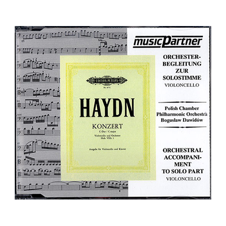 Haydn, J.: Cellokonzert C-Dur, Hob: VIIb:1 Compact-Disc CD