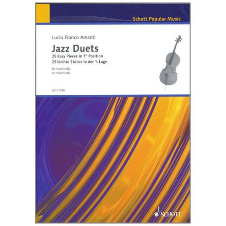 Amanti: Jazz Duets