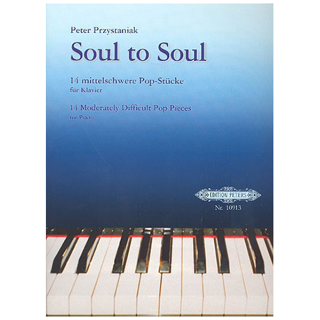 Przystaniak: Soul to Soul, 14 mittelschwere Popstücke