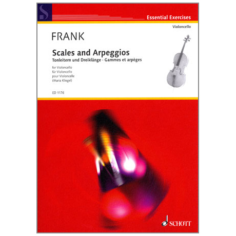 Frank: Scales and Arpeggios