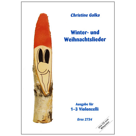 Winter- und Weihnachtslieder (+CD)