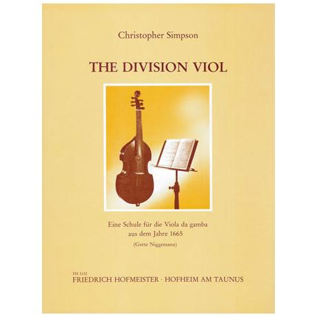 Simpson, C.: The Division Viol