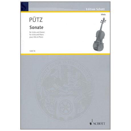 Pütz, E.: Sonate