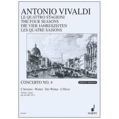 Vivaldi: Die vier Jahreszeiten - Der Winter