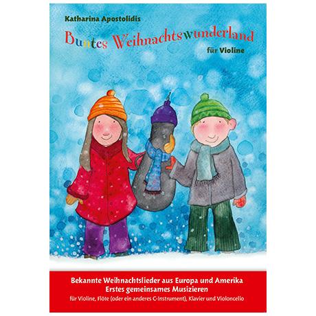Apostolidis, K.: Buntes Weihnachtswunderland