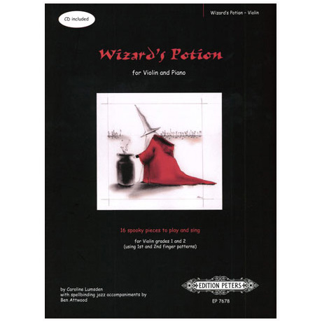 Lumsden, C.: Wizard's Potion (Zaubertrank) (+CD)