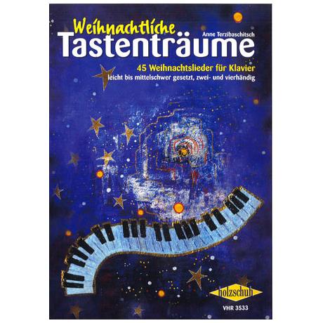 Terzibaschitsch, A.: Weihnachtliche Tastenträume