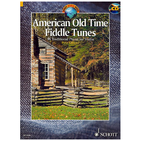 Schott World Music: American Old Time Fiddle Tunes (+CD)