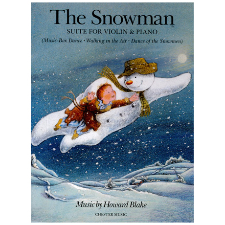 Blake, H.: The Snowman Suite