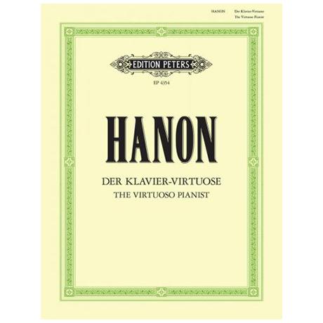 Hanon: Der Klavier-Virtuose (Weinreich)