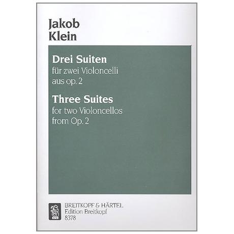 Klein, J.: 3 Suiten
