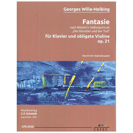 Wille-Helbling, G.: Fantasie Op.21
