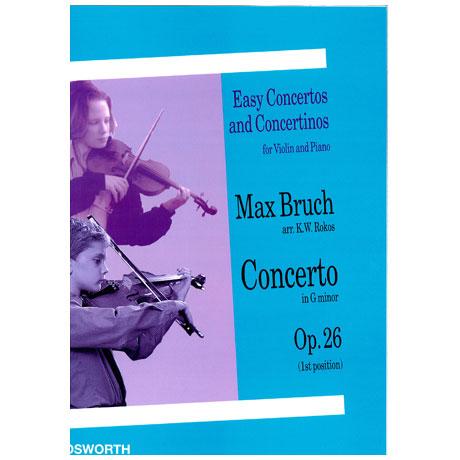 Bruch, M.: Konzert Op. 26 g-Moll
