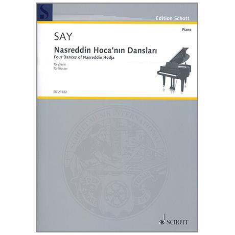 Say, F.: Nasreddin Hoca'nin Danslari Op. 1