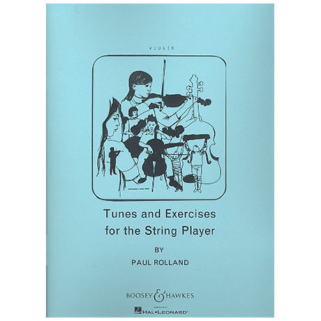 Rolland, P.: Tunes and Exercises for the String Player