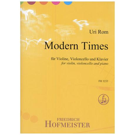 Rom, U.: Modern Times
