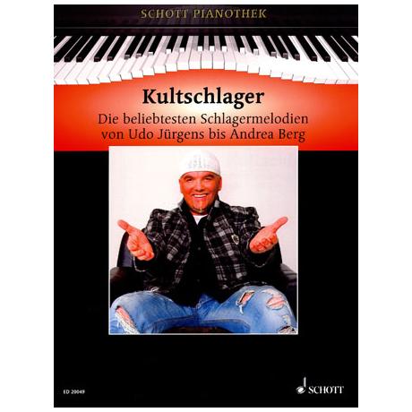 Schott Pianothek – Kultschlager
