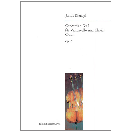 Klengel, J.: Concertino Nr. 1 C-Dur Op.7