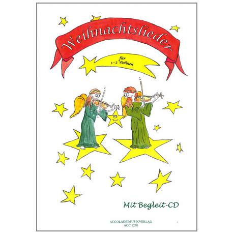 Weihnachtslieder (+CD)