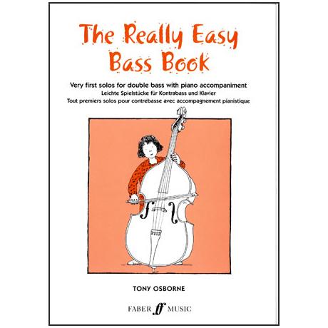 Osborne, T.: The really easy Bass Book