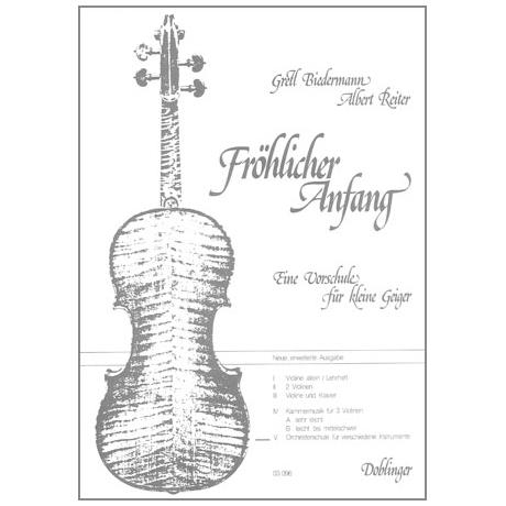 Fröhlicher Anfang – Band 5