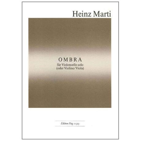 Marti, H.: Ombra