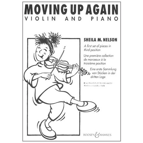 Nelson, S.: Moving up again