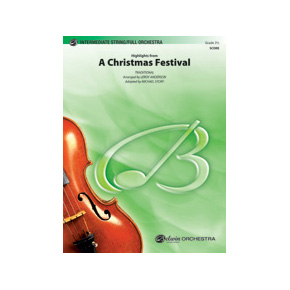 Anderson, L.: A Christmas Festival