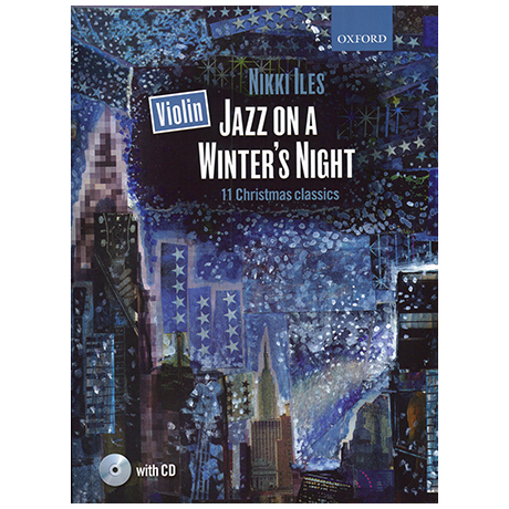 Iles, N.: Jazz on a Winter's Night (+CD)
