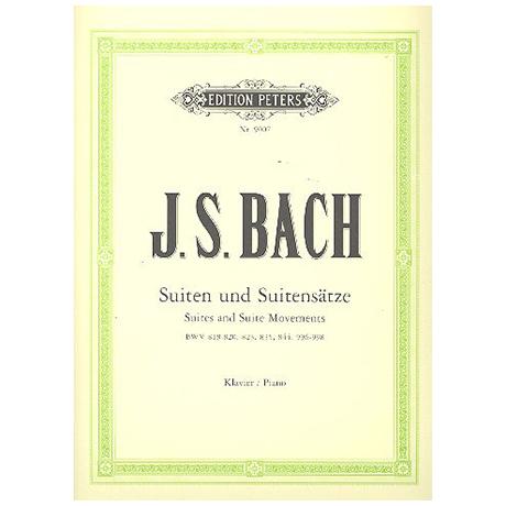 Bach, J.S.: Einzelne Suiten und Suitensätze