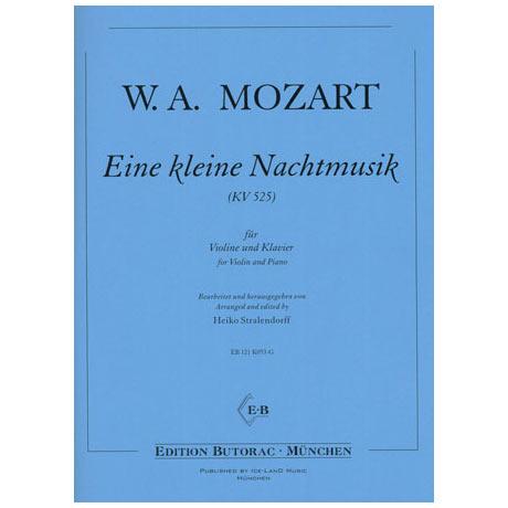 Mozart, W.A.: Eine kleine Nachtmusik
