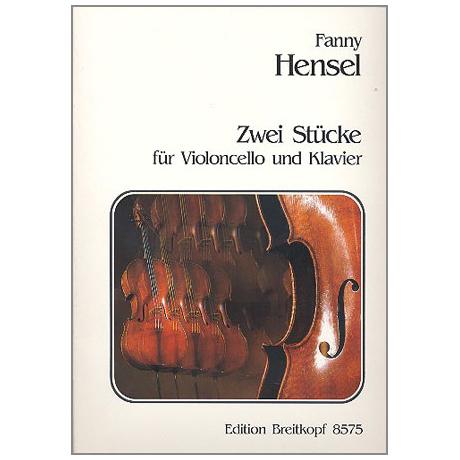 Hensel, F.: 2 Stücke