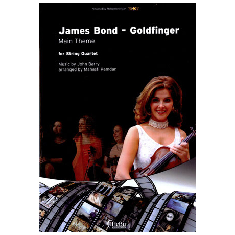 Philharmonic Stars: James Bond: Goldfinger