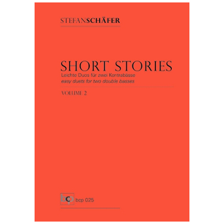 Schäfer, S.: Short Stories Bd. 2