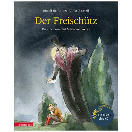 Herfurtner, R.: Der Freischütz (+CD)