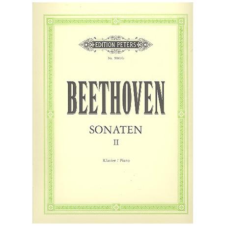 Beethoven, L. v.: Sonaten Op. 31-111