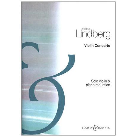 Lindberg, M.: Violin Concerto