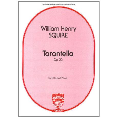 Squire, W. H.: Tarantella Op. 23