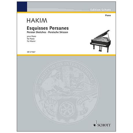 Hakim: Esquisses Persanes – Persian Sketches